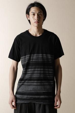 individual sentiments16SSユニセックス ウーブン ダイアリー プリンテッド Tシャツ