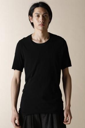 individual sentiments17SSユニセックス ウーブン レイヤード Tシャツ
