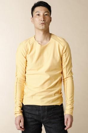 individual sentiments18SSユニセックス ウーブン 長袖 Tシャツ