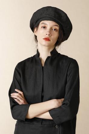 individual sentiments18SSユニセックス ウーブン ベレー帽