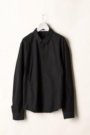 individual sentiments21-22AWベーシックシャツ  -ブラック