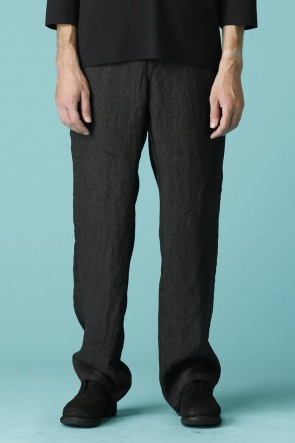 individual sentiments18SSUNISEX WOVEN STRAIGHT PANTS