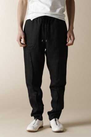 individual sentiments16SSUNISEX WOVEN SOLID SEAM EASY PANTS
