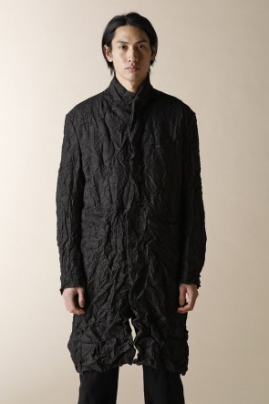 individual sentiments 16-17AW MEN'S WOVEN CHESTER COAT