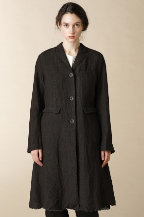 individual sentiments 17SS WOMEN'S WOVEN LONG COAT