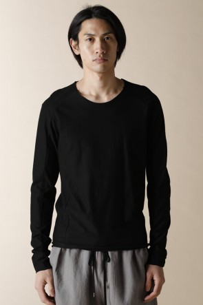 individual sentiments16SSUNISEX WOVEN SOLID SEAMED LONG SLEEVE T-SHIRTS