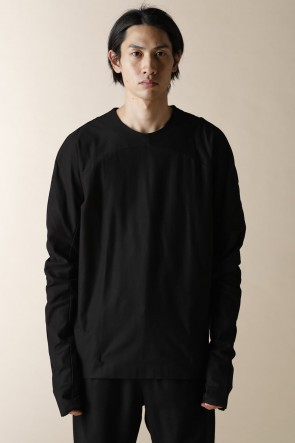 individual sentiments12-13AWUNISEX WOVEN ROUND ARM LONG SLEEVE T-SHIRT