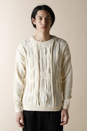 individual sentiments16-17AWUNISEX PULL OVER JAQUARD KNIT