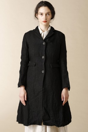 individual sentiments 17SS WOMEN'S WOVEN REVERSIBLE LONG COAT