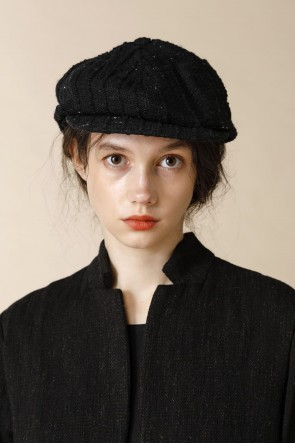 individual sentiments17-18AWUNISEX WOVEN CASQUETTE