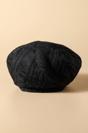 individual sentiments18-19AWUNISEX WOVEN BERET